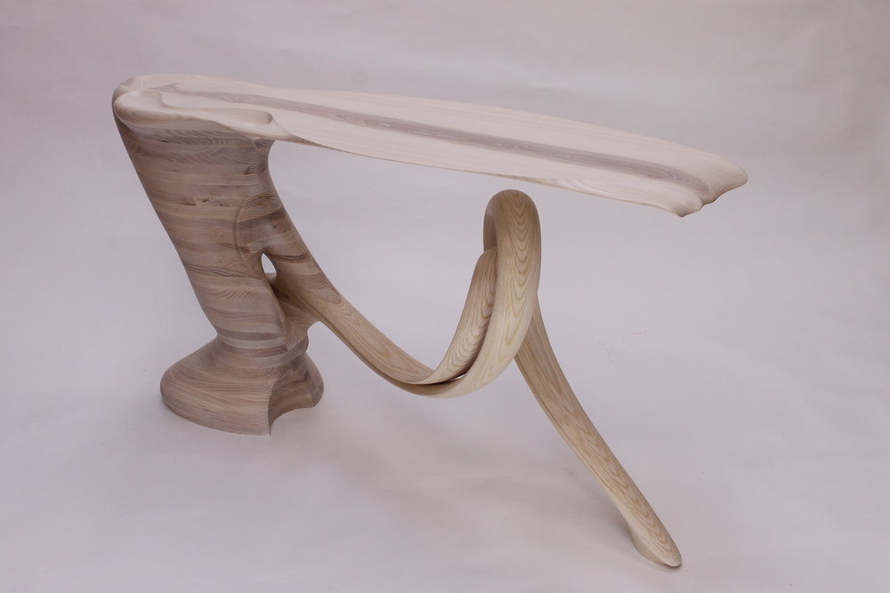 Rienga 2 console table 2016