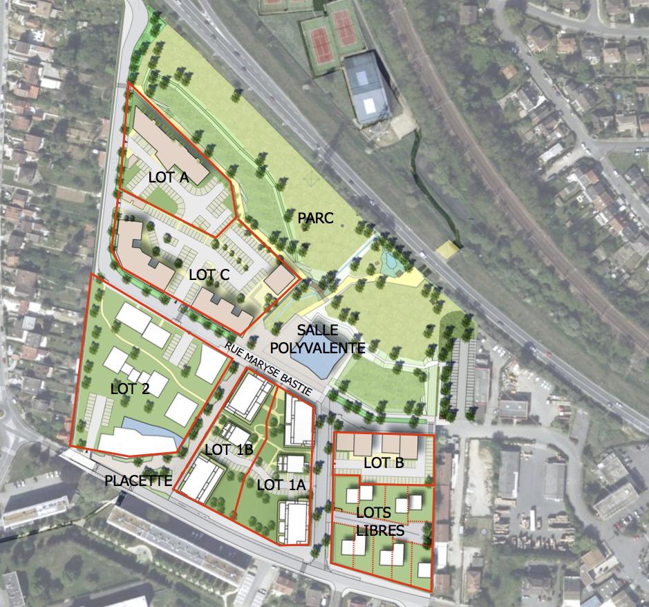 ZAC DES RUCHÈRES IGNY (91) - 6,4 hectares