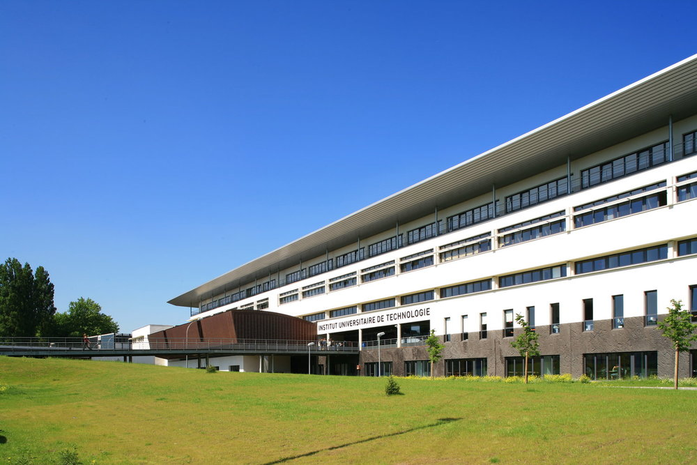 INSTITUT UNIVERSITAIRE TECHNOLOGIQUE VILLENEUVE D'ASCQ (59)