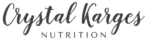 Crystal Karges Nutrition - Registered Dietitian Nutritionist in North County San Diego, CA
