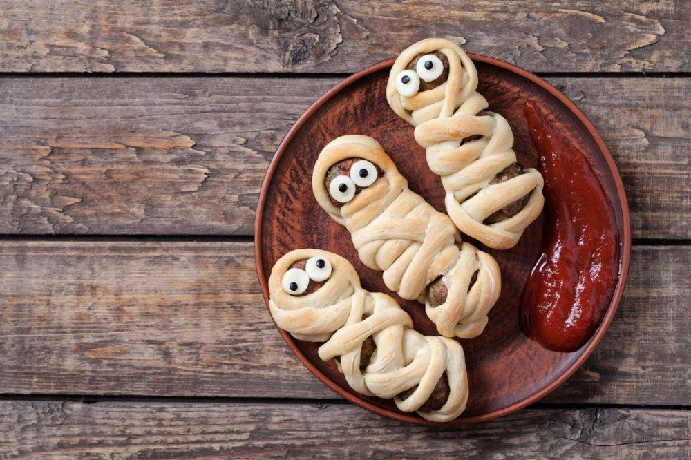 Halloween-party-food