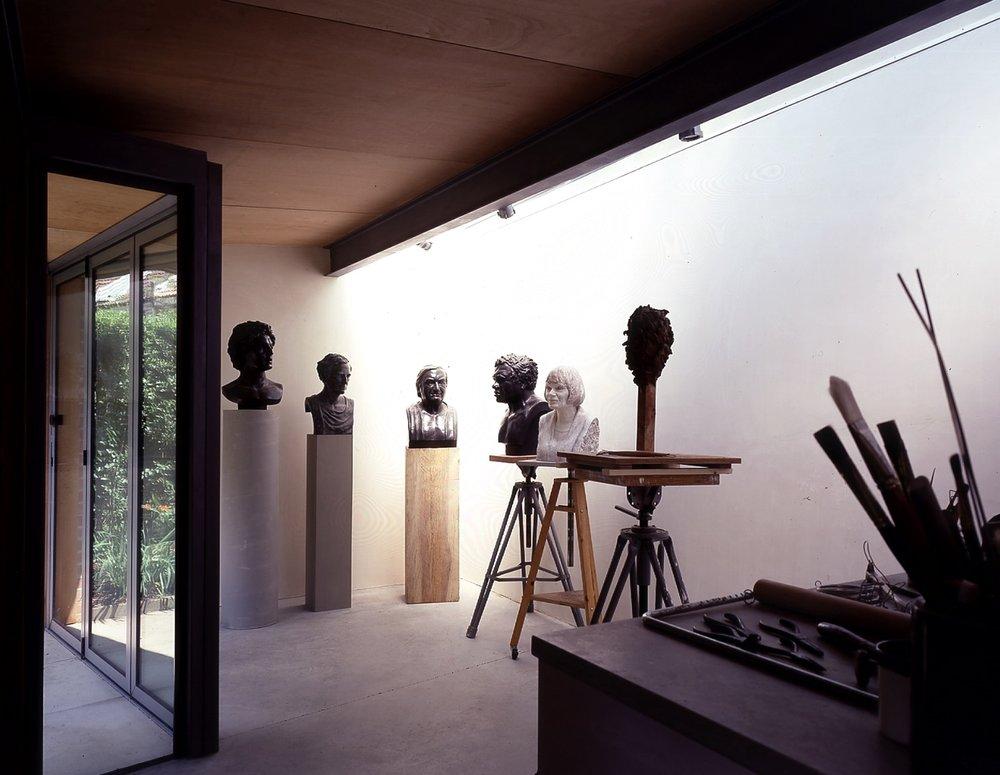 Belsize Park Studio, 1999