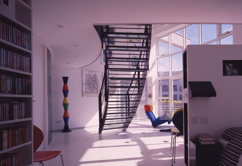 Clerkenwell Penthouse, 1996