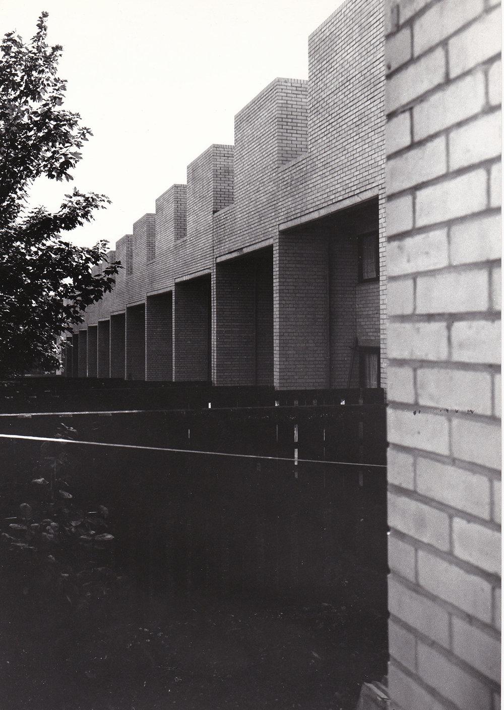 Bassett Street, Camden, 1977, for Castle Park Dean Hook