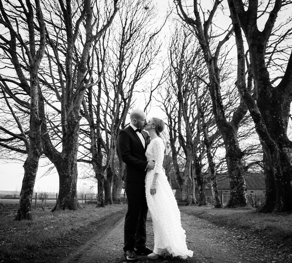 Did you catch last week's friday bride, Caroline? - Our cool bride walked down the aisle in an Iconic Collection dress