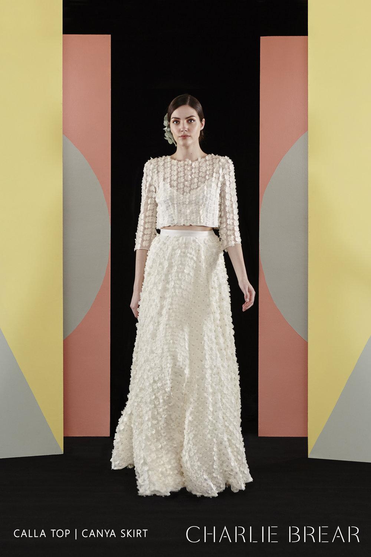 Charlie Brear - Wedding Dress -OSKT.17 CANYA SKIRT. TOP.20 CALLA TOP.jpg