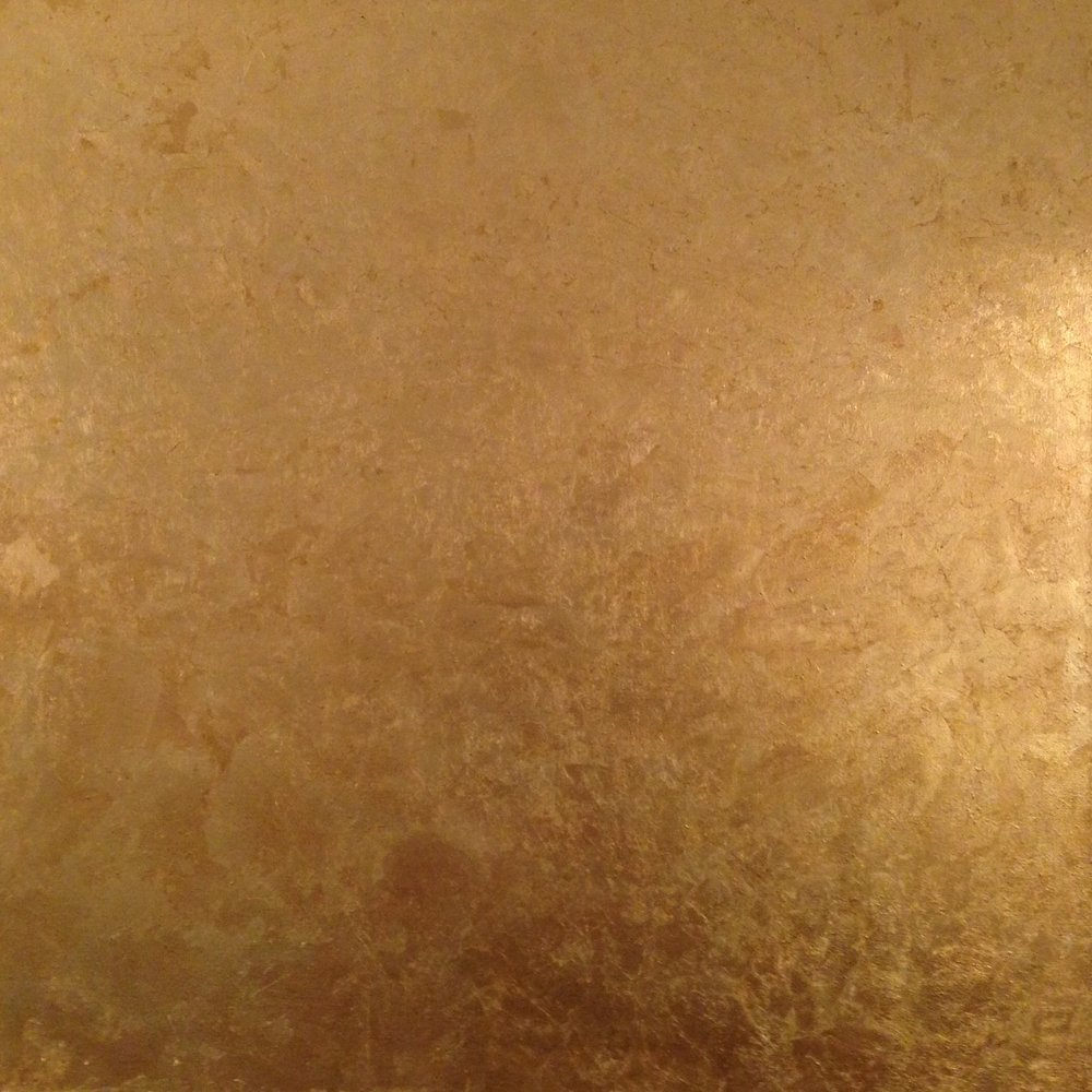 Golden Dream, 2016 golden leaf