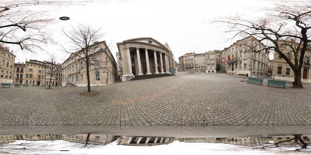 Cour Saint Pierre