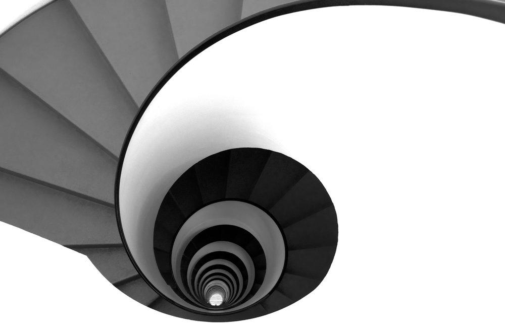 L'Etoile Staircase