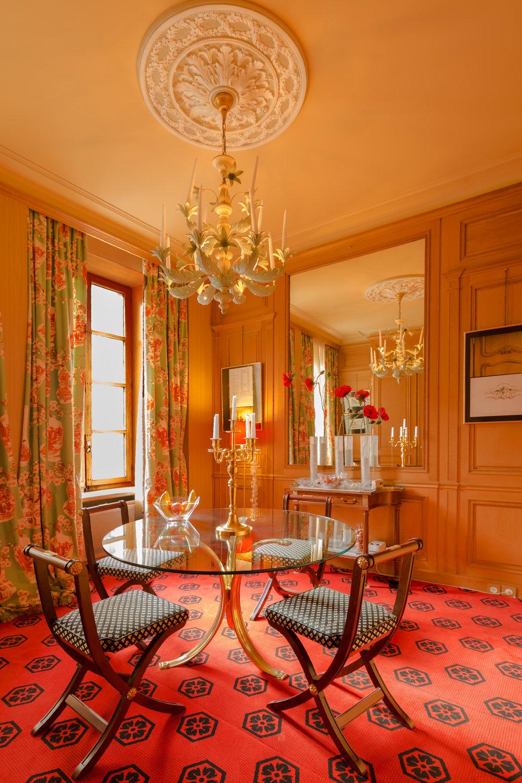 Interior by Rodolphe Lasser, Geneva