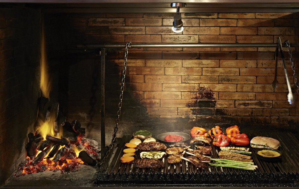 Our Authentic Argentine Charcoal Parrilla