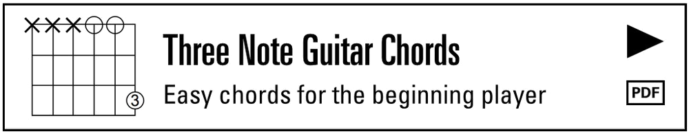 Three Note Guitar Chords (Button).png