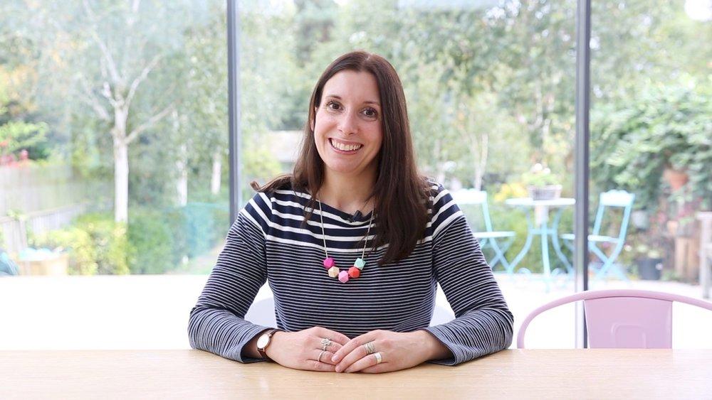 Emily Quinton, founder of Makelight