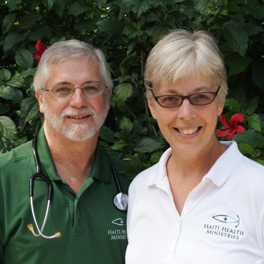 Jim & Sandy Wilkins  Haiti