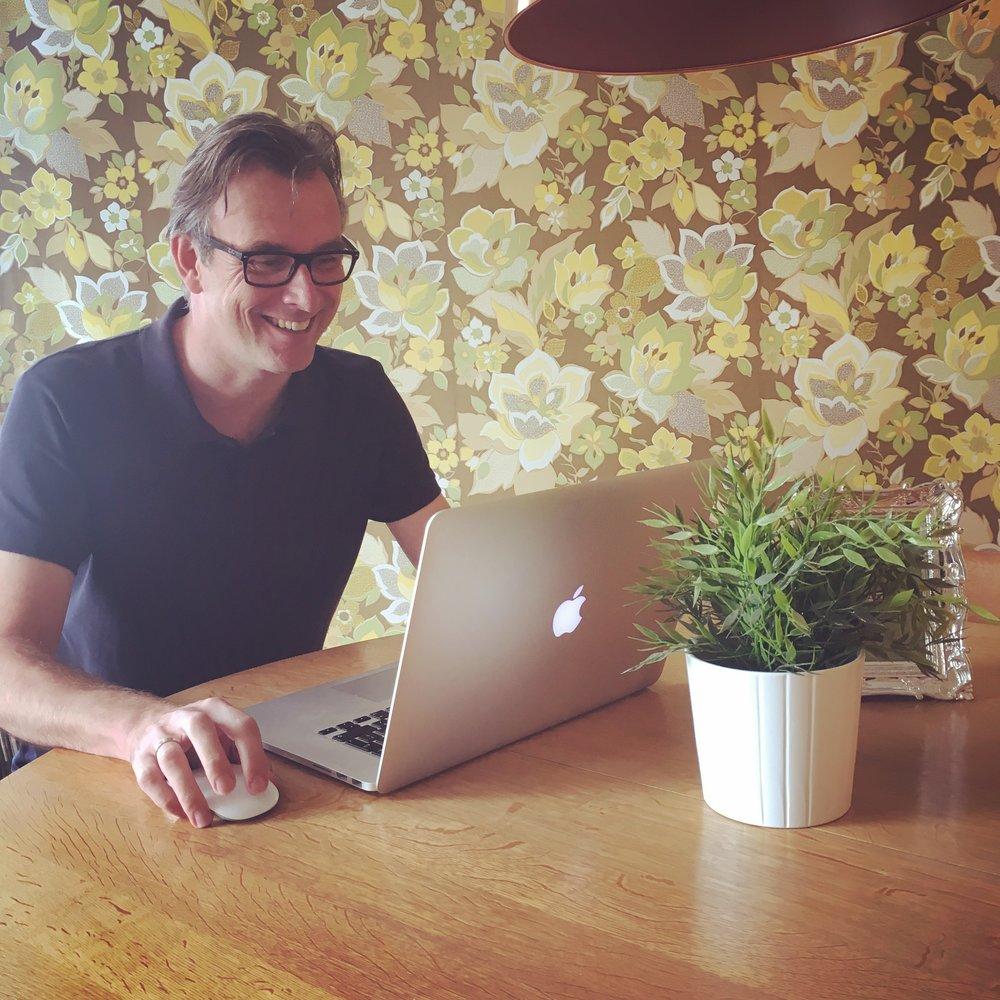 Erik Jørgen Heck - Front End / Designer