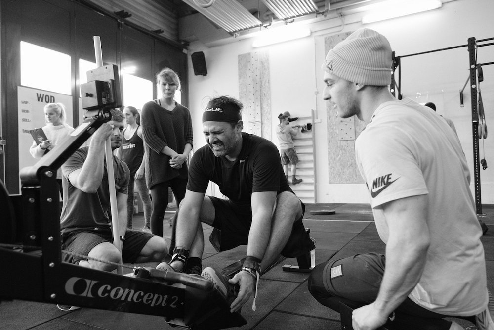 The Crossfit Open bring everyone to their personal limit - and beyond