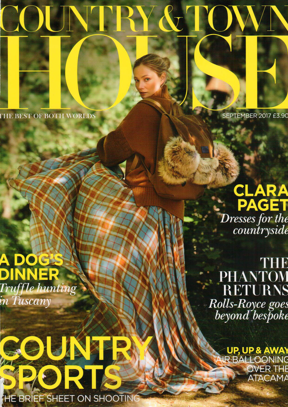 Country & Townhouse Cover, September Issue, 2017.jpg