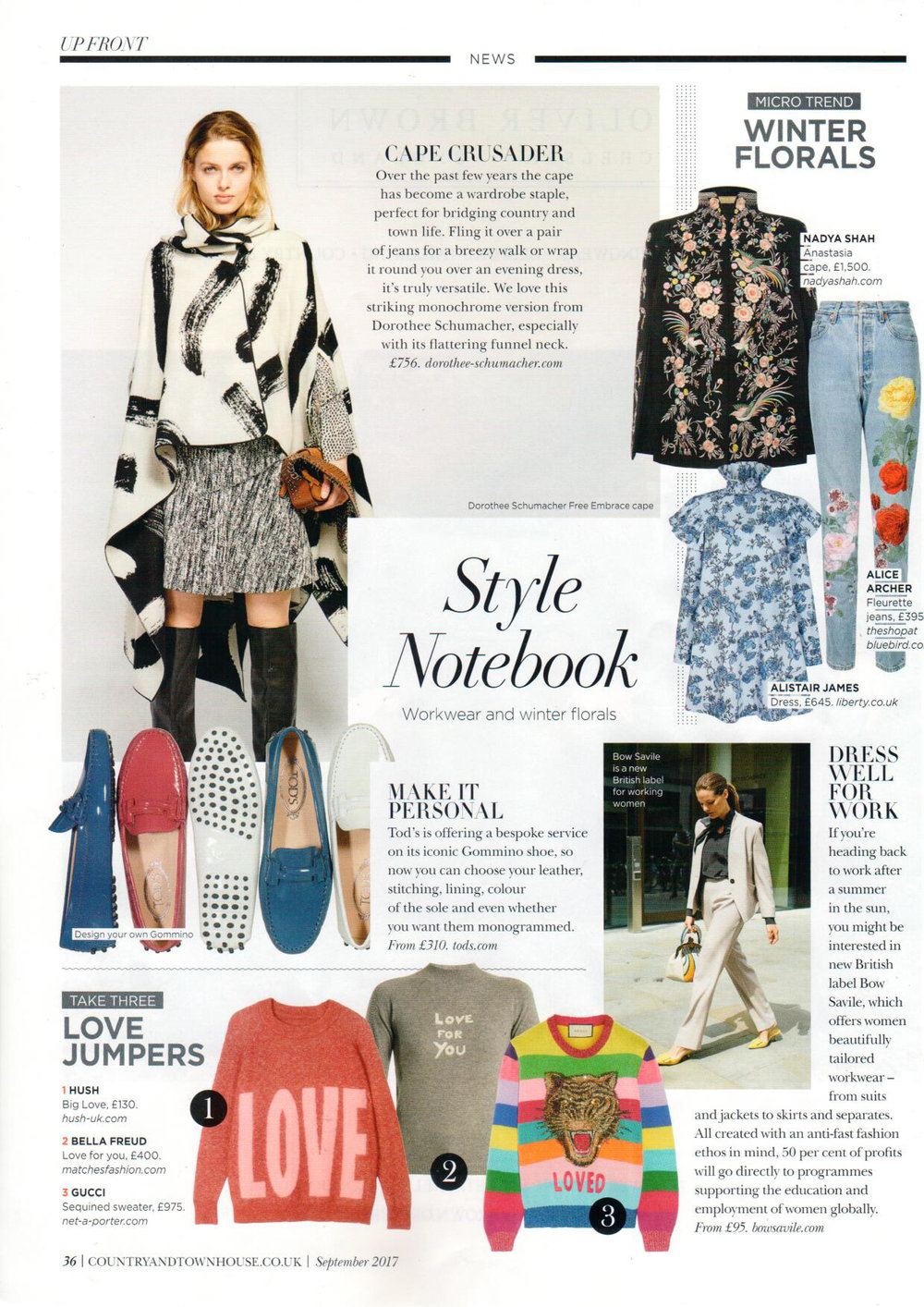 Nadya Shah in Country & Townhouse, September Issue, 09.08.jpg