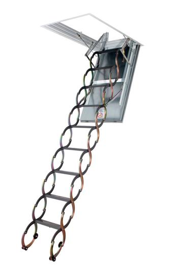 Fakro LST Concertina/Scissor Loft Ladder. (200kg )