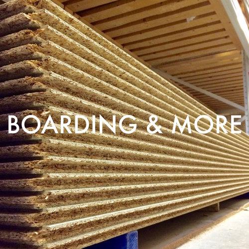 Boarding & More