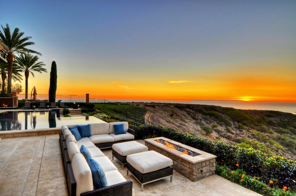 Unusual Placement Ideas for Landscape Construction in Newport Beach, CA
