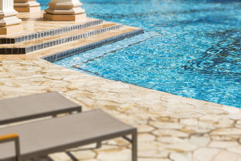 Types of Masonry for Gorgeous Pool Decks in Laguna Beach, CA