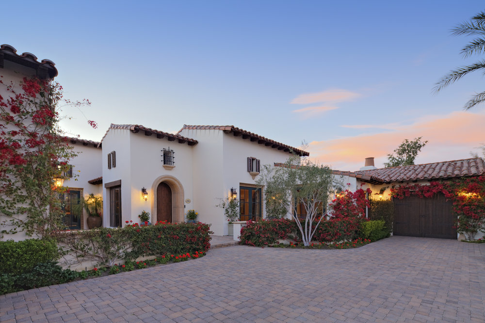 Landscape Construction Tips for Making the Best First Impression in Orange County, CA