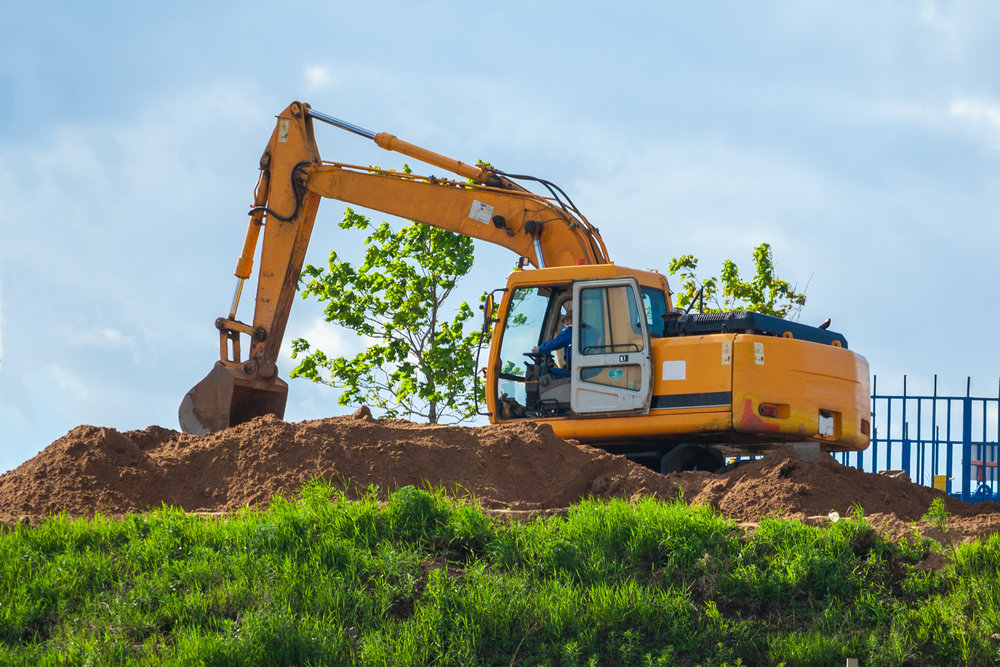 How to Create a Safe Environment on an Active Landscape Construction Site in Newport Beach, CA