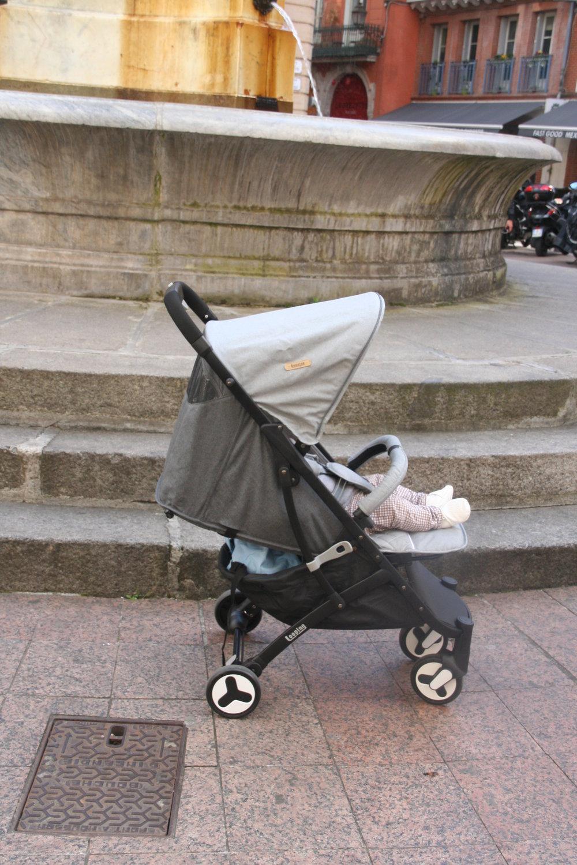 Assise utilisable dès la naissance