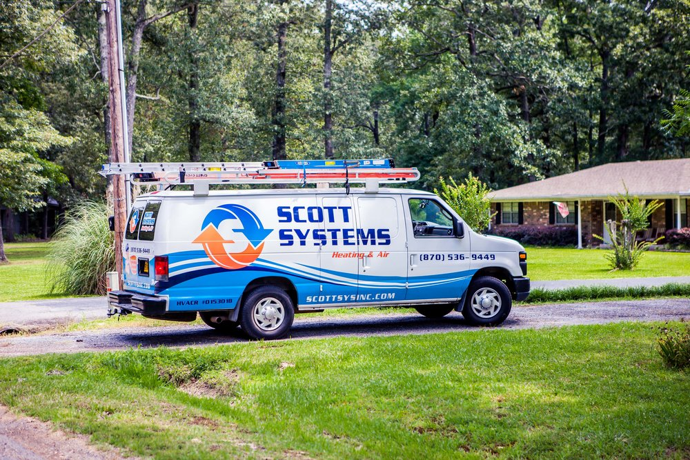 Scott System's Home HVAC Replacement and Repair