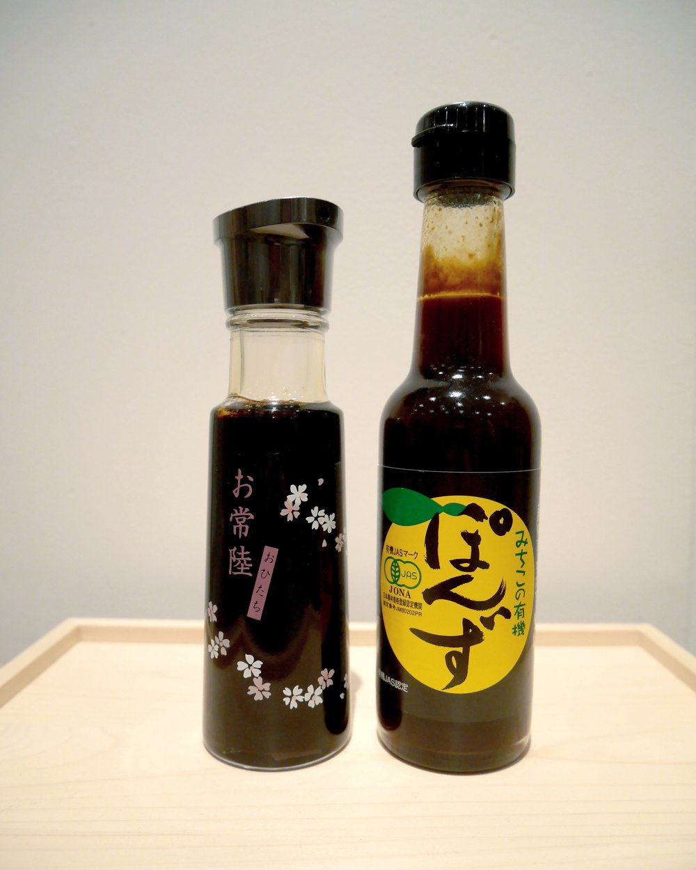 Japanese sauce and epicerie Japonaise
