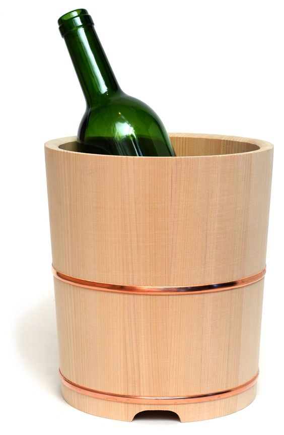 Hinoki Wine Cooler