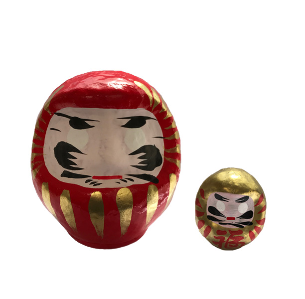 Daruma Japanese Wishing Dolls
