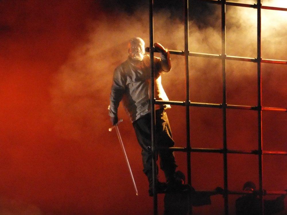 Götterdämmerung • Longborough Festival Opera •Director Alan Privet • Designer Kjell Torriset • Conductor Anthony Negus