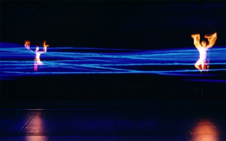 I Remember Red • Cullberg Ballet •Choregrapher Didy Veldman • Designer Es Devlin