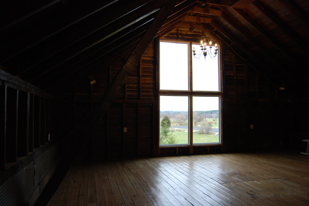 Upstairs with large window and view.JPG