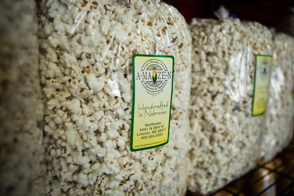 Fresh Daily White Salted #Popcorn