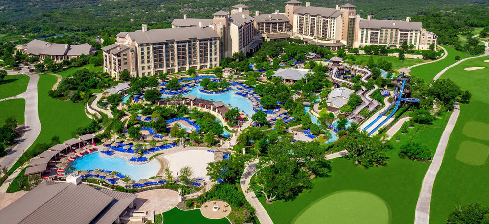 JW Marriott Hill Country - San Antonio, Texas