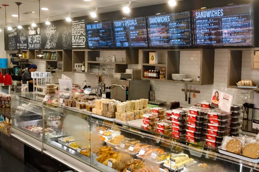 City Guide Wicker Park Chicago Goddess and Grocer Food Allergy Options