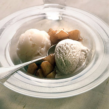 Pear Cinnamon Ice Cream Recipe