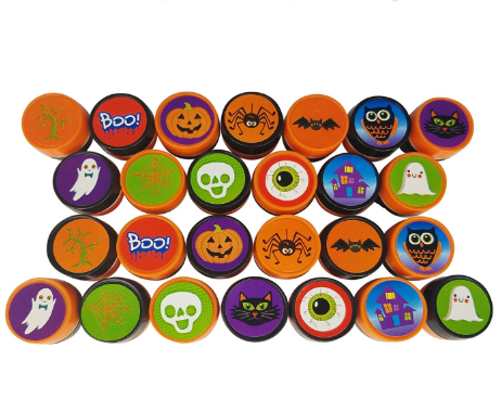 Halloween Candy Alternatives Halloween Stamps