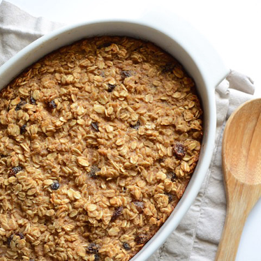 Oatmeal Bake Recipe