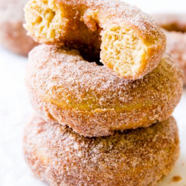 Cinnamon Baked Donuts Recipe