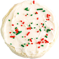 Holiday Cookies: Gluten-Free Sugar