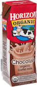 Allergen-Free Horizon Chocolate Milk
