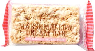 Starbucks Gluten-Free Marshmallow Dream Bar Food Allergies