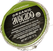 Starbucks Avocado Spread Top 8 Free