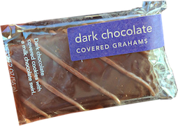 allergen-free starbucks dark chocolate grahams