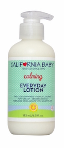 california baby lotion food allergy friendly