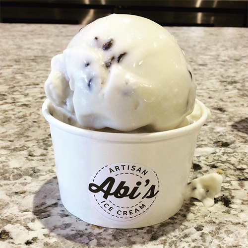 Abi's artisan ice cream food allergy friendly idaho